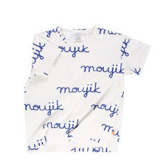 TINY COTTONS | MOUJIK NAME OVERSIZED TEE