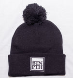 Knit Pom Winter Cap