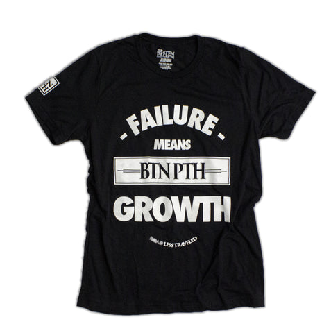 Failure Means Growth 2.0 Tee