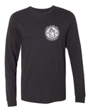Resurrected Long Sleeve - Heather Black