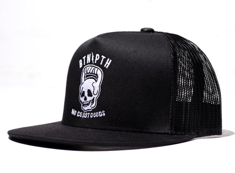 Dead Heavy Trucker Cap