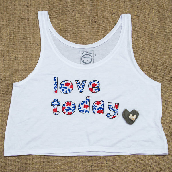 OneSkater Love Today Tank