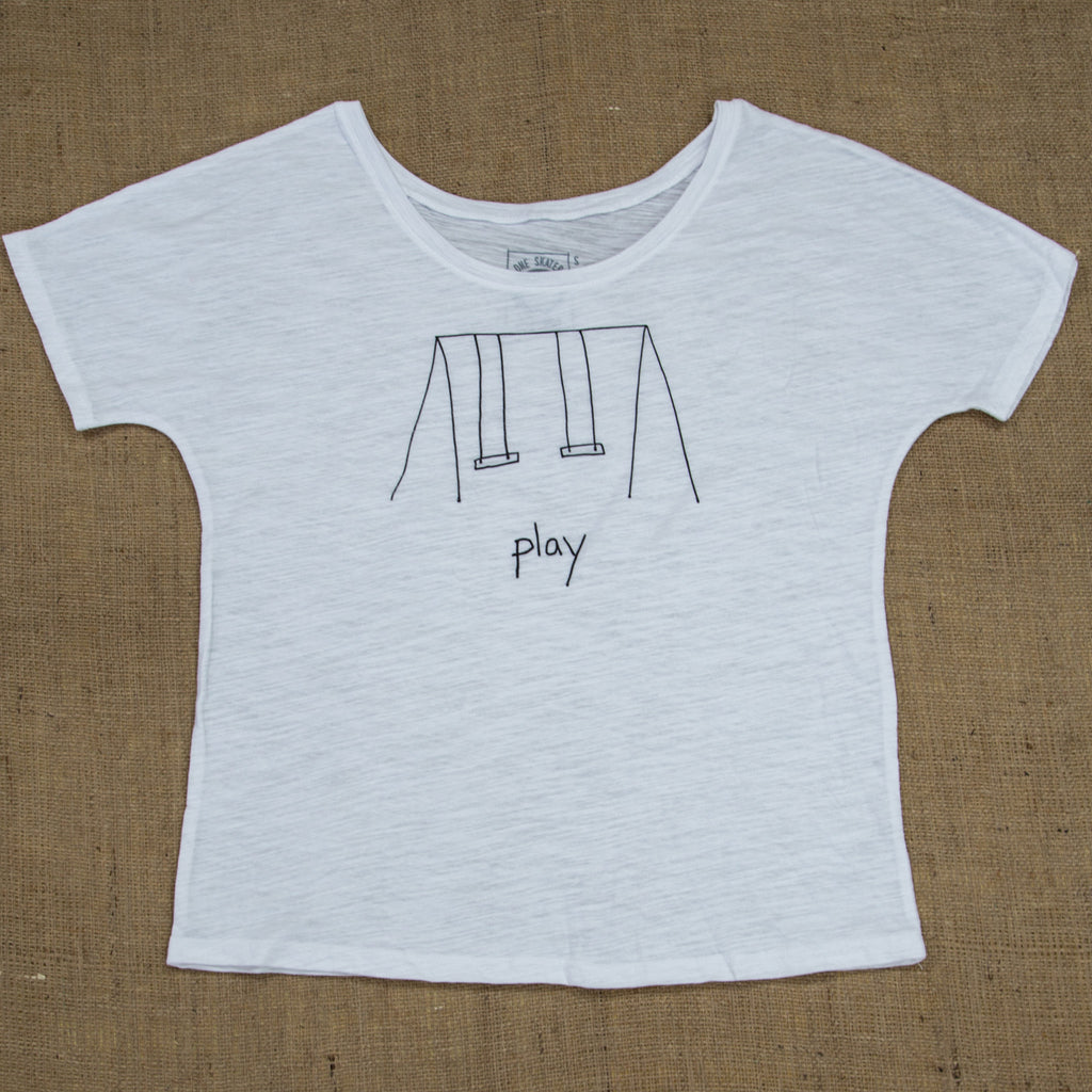 PLAY - Women Slouchy T Shirt