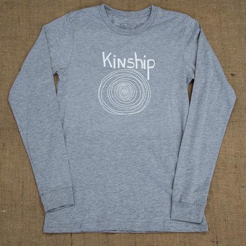 Kinship | Grey Goose Long Sleeve T Shirt
