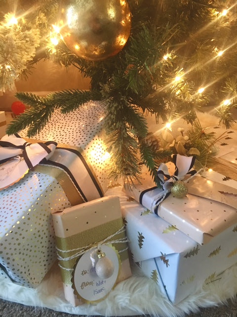 Whitney Wednesday: Gift Wrapping Guide