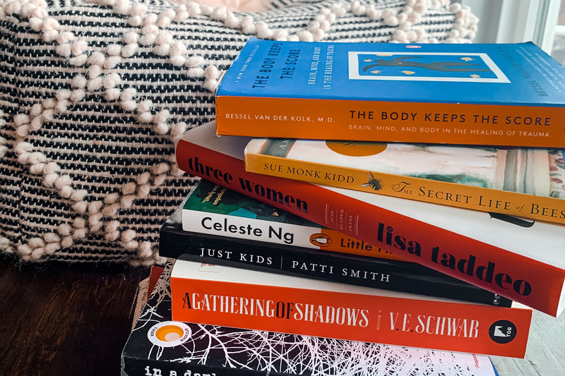 Mati's List of Books to Get You Through Quarantine