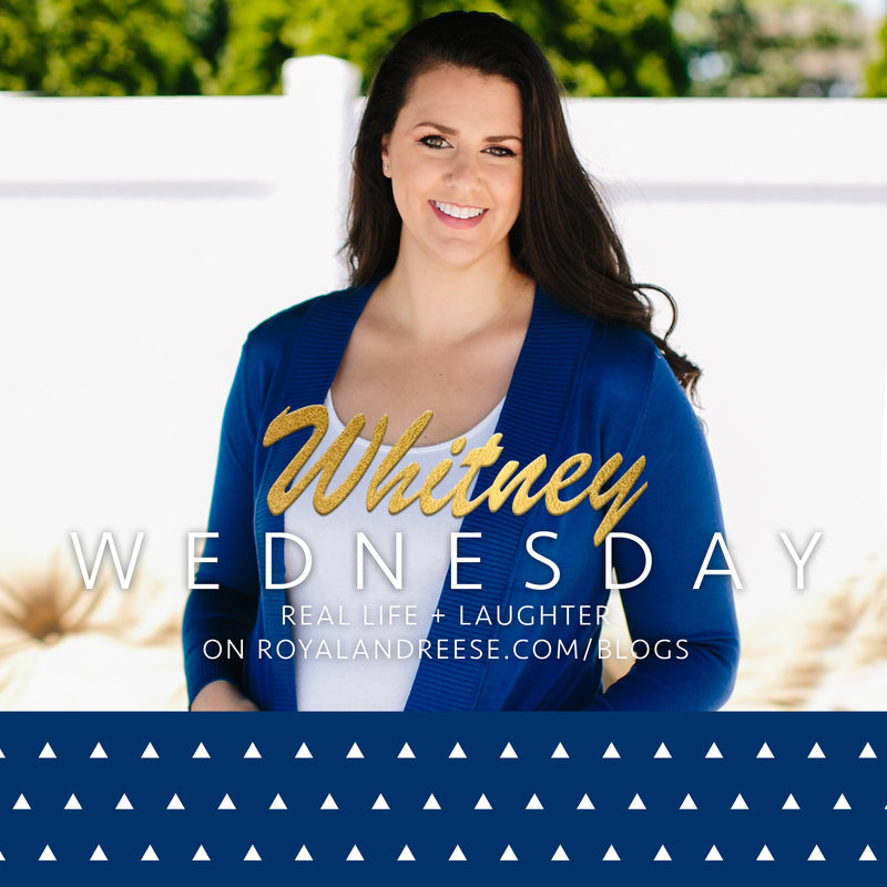 Whitney Wednesday: Healthy Living