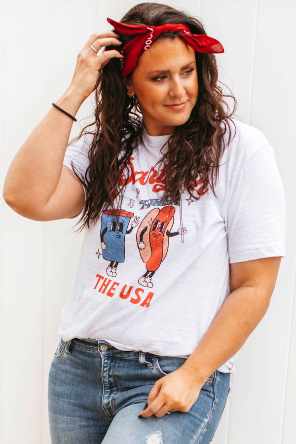 Ruffled Headband is a soft fabric headband with ruffles available in black and champagne.
