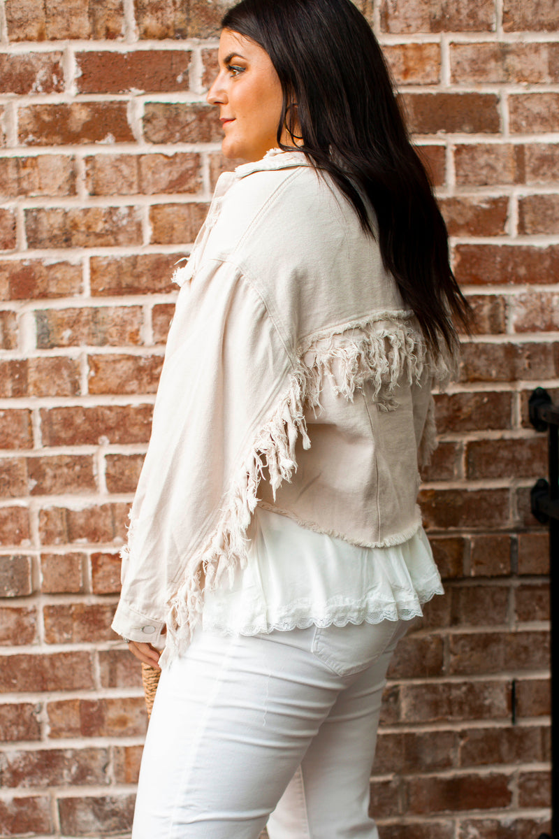 Laila Reindeer Top is a cozy Christmas top featuring reindeer and fair isle patterns with long sleeves and button neckline that pairs well with Andee Reindeer Joggers.