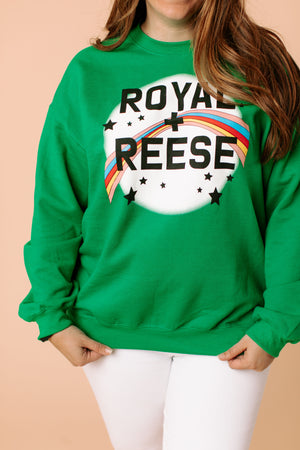 sherpa fleece jacket that features neon fluff lining along with long sleeves, pockets, and zipper closure.