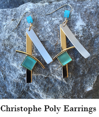 Christophe Poly Earrings