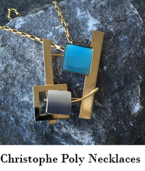 Christophe Poly Necklaces