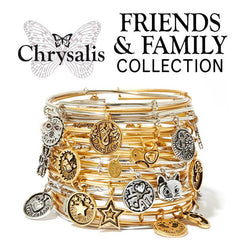 Chrysalis Jewellery - Friends & Families Collection
