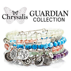 Chrysalis Jewellery - Guardian Collection