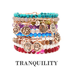 Chrysalis Jewellery - Tranquility Collection