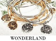 Chrysalis Jewellery - Wonderland Collection