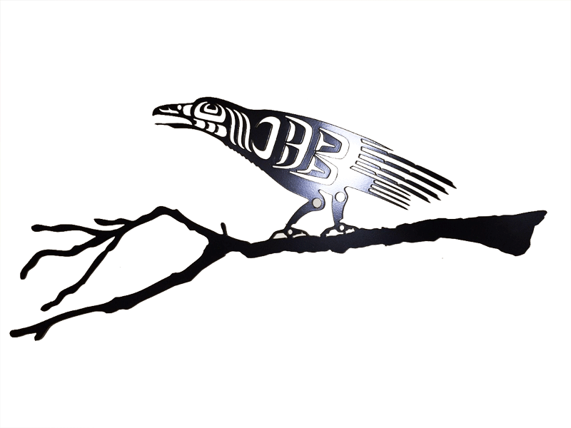 First Nations Raven Branch