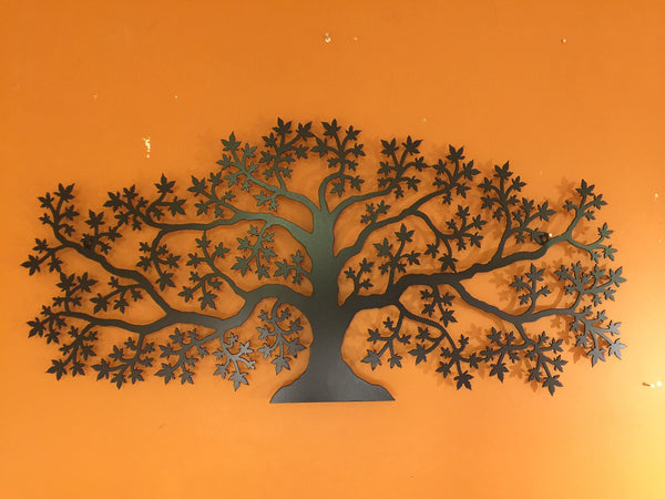 Maple Tree - Wall Mounted - Metal Art - The Cuckoo's Nest - 2