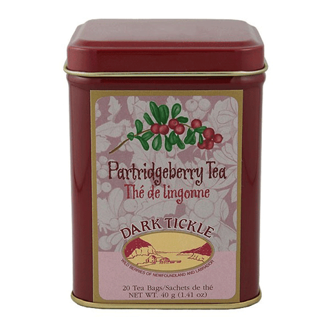 Partridgeberry Tea - Specialty Foods - The Cuckoo's Nest