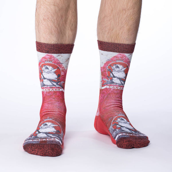 Majestic Beaver Active Fit Socks