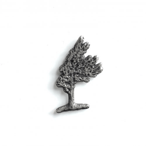 Windswept Pine Magnet Set