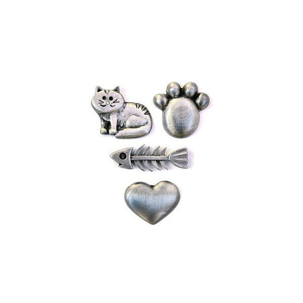 Cat Magnet Set - Magnets - The Cuckoo's Nest