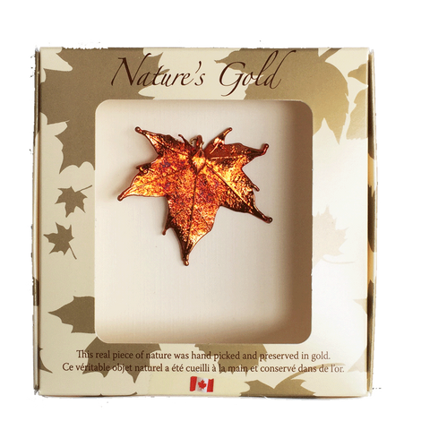 557f246ff08 Maple Leaf Pendant - Iridescent - Jewellery - The Cuckoo s Nest