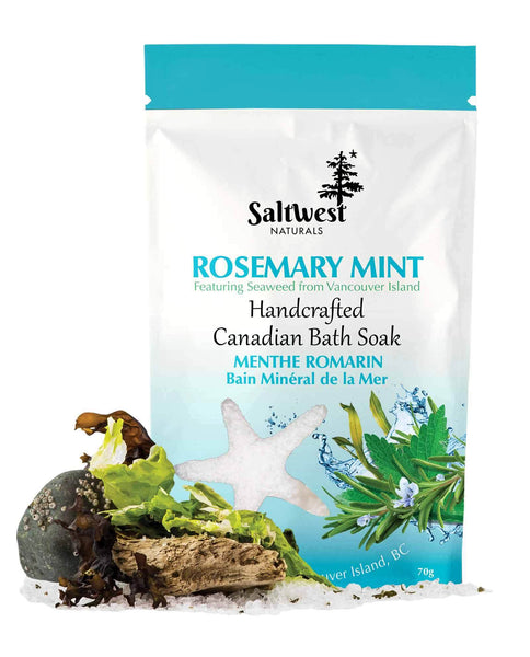 Rosemary Mint Sea Soak