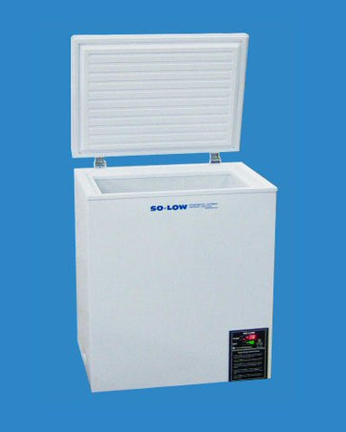 no sale solow lab chest freezers