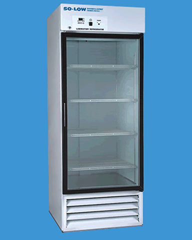 Glass Door Laboratory Freezers by So-Low image