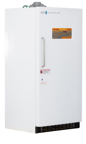 ABS Standard Hazardous Location Refrigerator and Freezer image