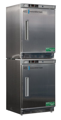 ABS Premier Stainless Combination Refrigerator and Freezer image