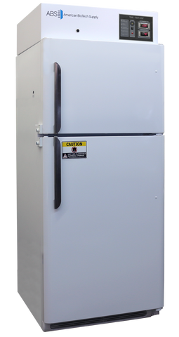 ABS Premier Pharmacy Combo Full Refrigerator and Freezer image