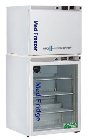 ABS Premier Pharmacy Combo Refrigerator and Freezer image