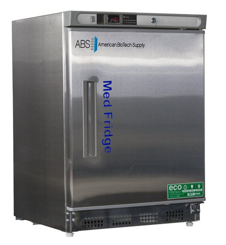 ABS Premier Pharmacy Undercounter SS Refrigerators image