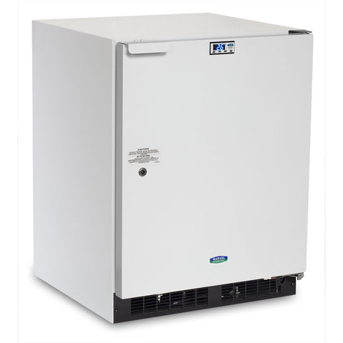"24"" Solid Door ADA-Height Compliant All Refrigerator image"