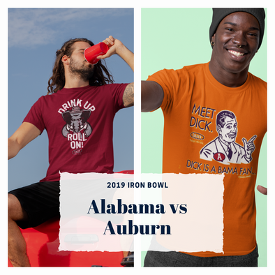 Alabama Crimson Tide vs Auburn Tigers: 2019 Iron Bowl Preview