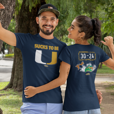 "FIU Fans | Win a Free ""Sucks to be U!"" Anti-Miami Shirt (Facebook Giveaway)"