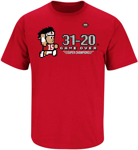 Chiefs Super Bowl Champions Shirt