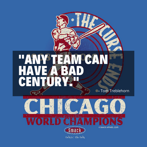 Funny Sports Quote (Cubs)