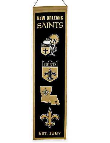 New Orleans Saints Holiday Gift Ideas