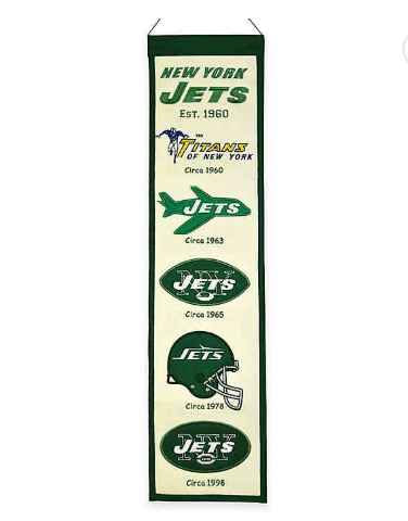 New York Jets Holiday Gift