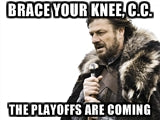 Brace Your Knee CC