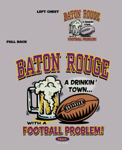 Baton Rouge DrinkingTown