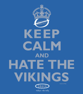 Lions Vikings Keep Calm