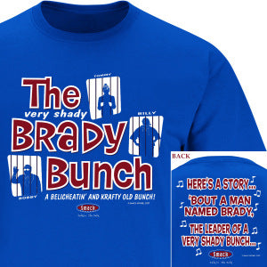 Bills Brady Bunch