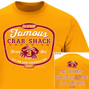 Jameis Winston Crab Shack