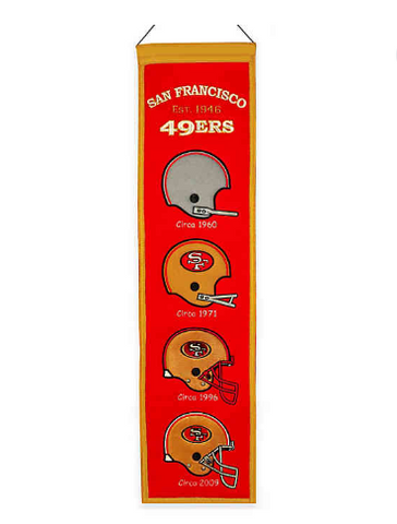 san francisco 49ers holiday gifts