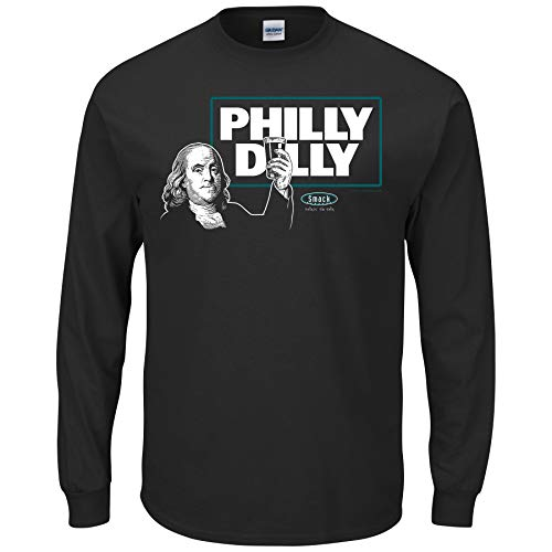 Philadelphia Football Fans. Philly Dilly T-Shirt (Sm-5X)