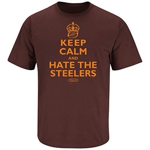 Cleveland Browns Anti-Steelers TShirt (Unlicensed)